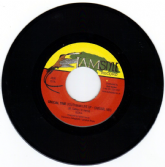 Sizzla - Crucial Time  / One Drop Anthems Mix (Jamstyle) UK 7""